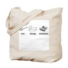 eat-white.png Tote Bag
