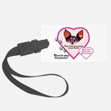 PuppyLove Luggage Tag