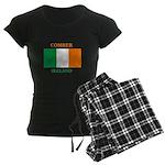 Comber Ireland Women's Dark Pajamas