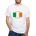 Comber Ireland White T-Shirt