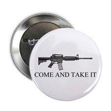 """Come and Take It 2.25"""" Button (100 pack)"""