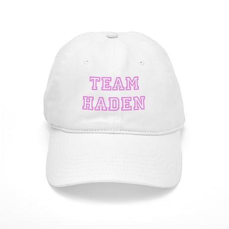 Pink team Haden Cap