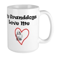 granddogS love Mugs