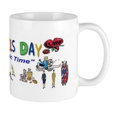 April Fools Day Picnic Mug