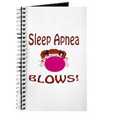Sleep Apnea Blows! Journal