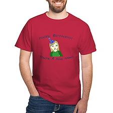 Minerva Birthday Shirt T-Shirt