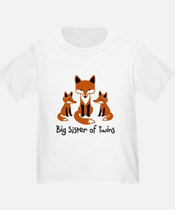 Big Sister of Twins - Mod Fox T