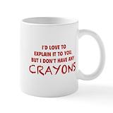 Explain Small Mugs (11 oz)