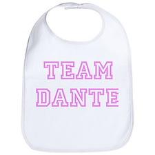Pink team Dante Bib