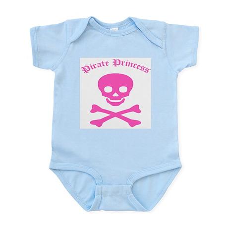 Pirate Princess Infant Creeper