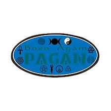 Born Again Pagan Patches