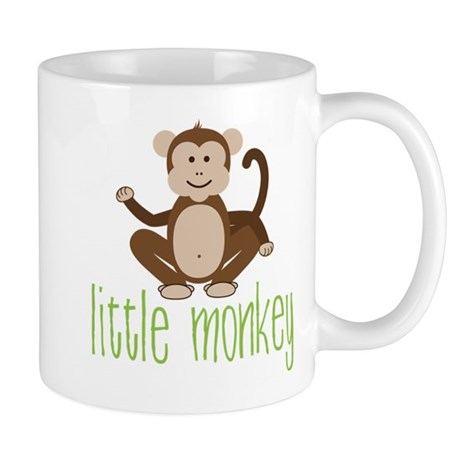 Little Monkey Mug