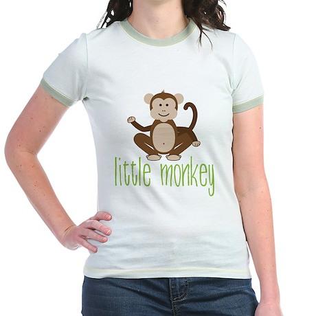 Little Monkey Jr. Ringer T-Shirt