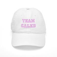 Pink team Caleb Baseball Cap