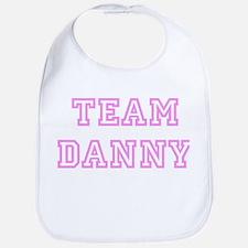 Pink team Danny Bib