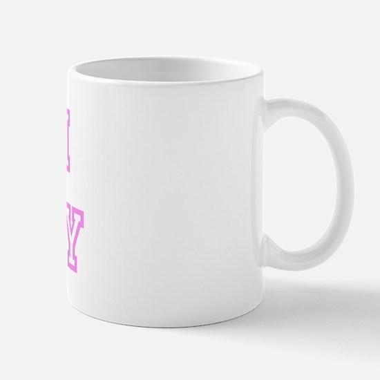 Pink team Danny Mug