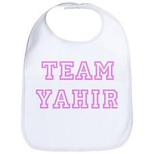 Pink team Yahir Bib