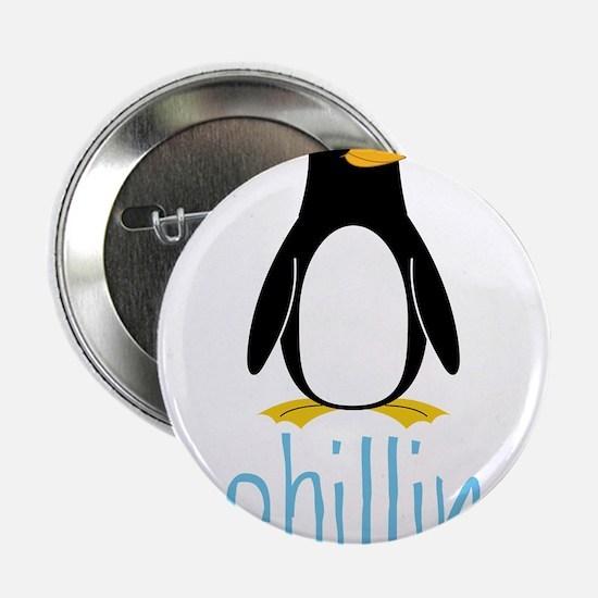 """Chillin 2.25"""" Button"""