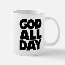 GOD ALL DAY Mug