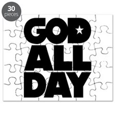GOD ALL DAY Puzzle