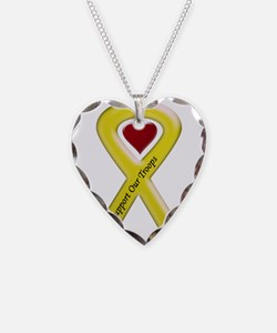 Funny Deployment air force Necklace