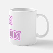 Pink team Addison Mug
