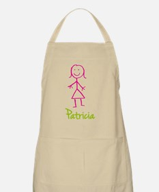 Patricia-cute-stick-girl.png Apron