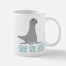 Save The Seals Mug