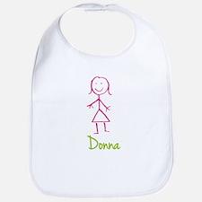 Donna-cute-stick-girl.png Bib