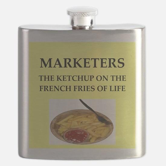 marketing Flask