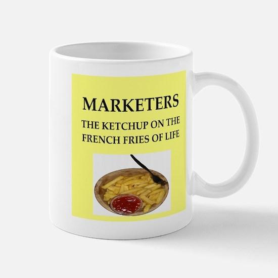 marketing Mug