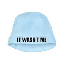 It Wasn't Me baby hat