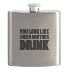 I Need Another Drink Flask