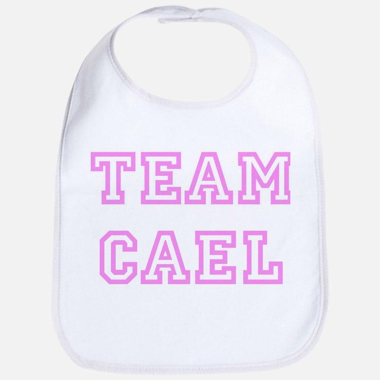 Pink team Cael Bib