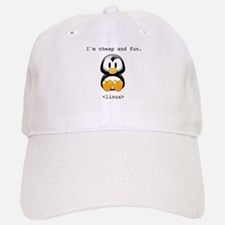 Linux - Cheap and Fun Baseball Baseball Cap