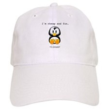 Linux - Cheap and Fun Baseball Cap