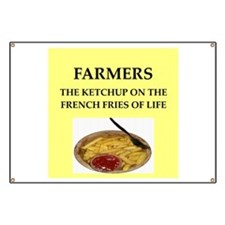 farmer Banner