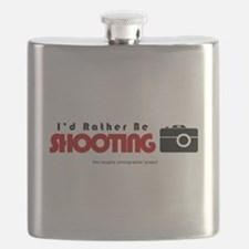 Id rather be shooting Flask