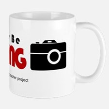Id rather be shooting Mug
