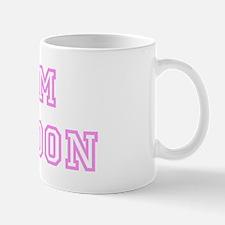 Pink team Sheldon Mug