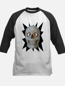 Halloween Cross-Eyed Skull Tee