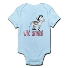Z Is For Zebra Infant Bodysuit