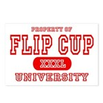 Flip Cup University Postcards (Package of 8)