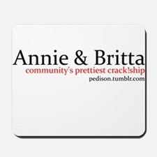 Annie & Britta, Community's prettiest crack!ship M