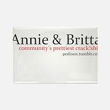 Annie & Britta, Community's prettiest crack!ship R