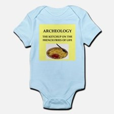 archaeology Infant Bodysuit