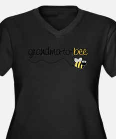 grandma to bee Plus Size T-Shirt