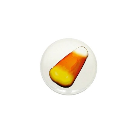 Candy Corn Mini Button