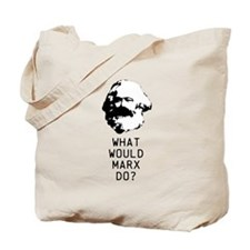 What Would Karl Marx Do? Tote Bag