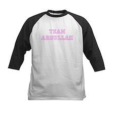 Pink team Abdullah Tee
